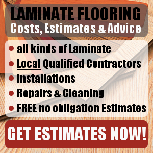 Laminate Flooring Advice And Estimates